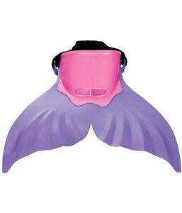 NEW-Finis-Mermaid-Fin-Monofin-Swim-Swimming-Training-pool-toy-Purple