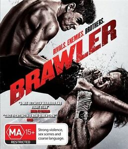 Brawler (Blu-ray, 2013) New & Sealed