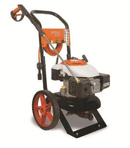 New Stihl RB200 Gas Powered Pressure Washer