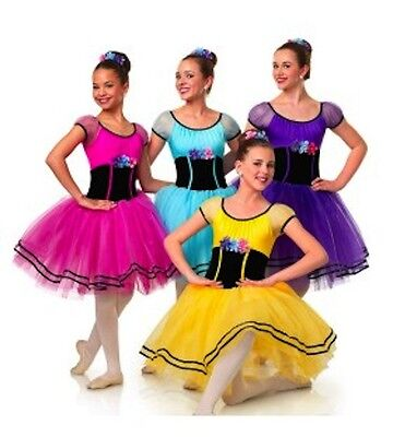 Ballet, lyrical, character, musical theater, halloween costume-medium adult