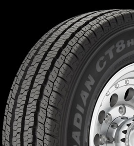 4 Nexen Roadian CT8 HL - 225/75R16
