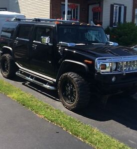 2003 HUMMER H2 Mags 20'