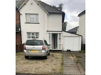 2 Bedroom Semi Detached house near M6 J9 with driveway!!