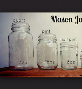 Looking for mason jars