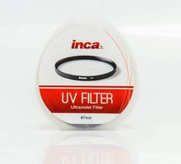 NEW [Australia Post] inca 67mm UV Filter