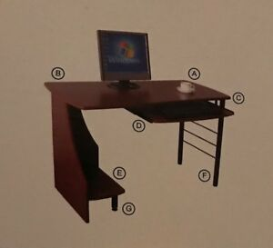 Brand New Computer Desk -Ideal for Office or Student **70% off**
