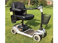 For Sale! Lightweight and easily transportable MOBILITY SCOOTER Very Good Condition. £295