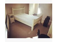 DOUBLE ROOM AVAILABLE £96p/w in 5 BED LOVELY HOUSE