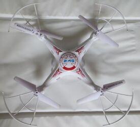 DRONE - XSC-1 Radio Controlled Quadcopter Camera