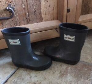 Stonz - Rainboots 9 grey