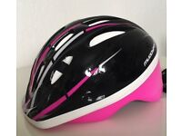 Girls' bike helmet, size S 52-56cm, in good condition, FREE