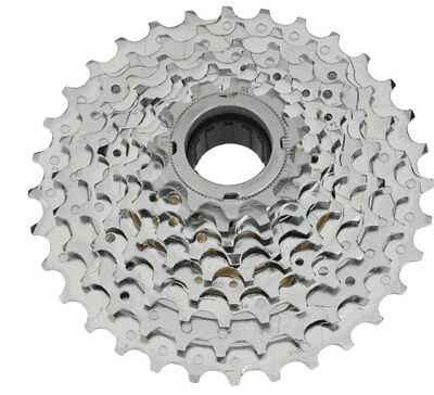 Bicycle Components & Parts Objective Shimano Mtb Bike Hg61-9 Cassettes Freewheels 9 Speeds 11-32t For Slx Groupset Pretty And Colorful