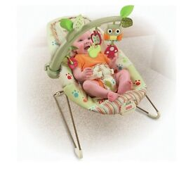 Fisher Price Bouncer chair - excl condition