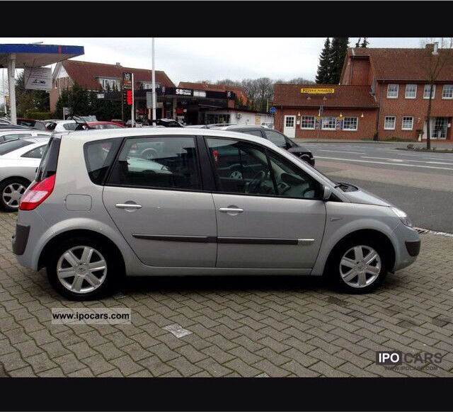 Cheap Cars For Sale In Ma >> Renault scenic 2004 1.6 petrol 16v | in Walthamstow, London | Gumtree