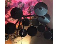 Medeli DD514 6 Piece Electric Drum Kit