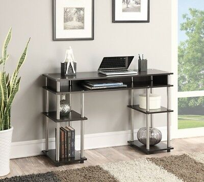 Decorate Office Desk (Student Desk Office Computer Laptop Small Decor Modern Writing Dorm)