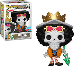 Protector for *** One Piece #359  Brook (NYCC Excl)
