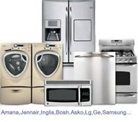 appliance repair-reparation electromenager