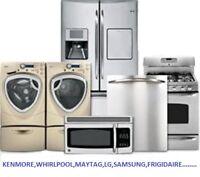 appliance repair-reparation electromenagers