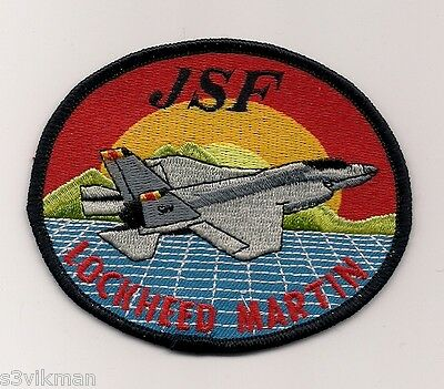 Lockheed Martin F 35 Joint Strike Fighter Patch