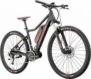 Merida EBig Tour 9 300 Electric Bike (Matte Black) Excellent Condition
