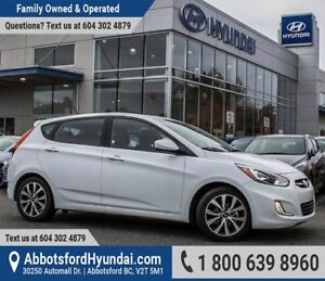 2017 Hyundai Accent SE BC OWNED & GREAT CONDITION