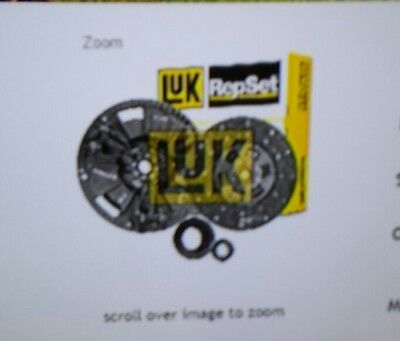 John Deere 2130 3030 3120 3130 Luk Clutch Kit