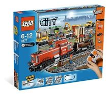 Rare New Lego 3677 Red Cargo Train 7939 60051 60052 Killara Ku-ring-gai Area Preview