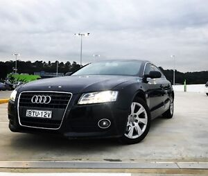2010 Audi A5, 4 Door, Sportback, NEW TYRES Neutral Bay North Sydney Area Preview