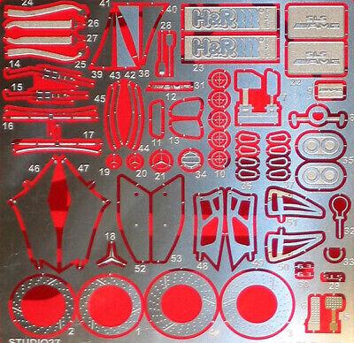 STUDIO 27 1/24 MERCEDES BENZ SLS AMG PE DETAIL SET for REVELL