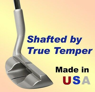 True Ace Chipper Shafted by True Temper RH Made in USA