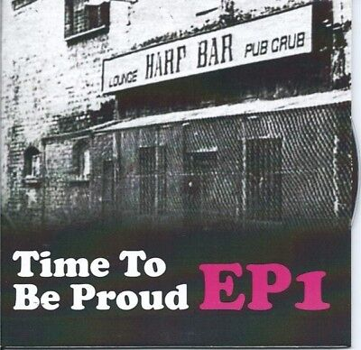 TIME TO BE PROUD EP 1 PAUL (SSSA) THE DANGERFIELDS LESLIE RICH JANE BRADFORDS