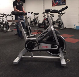Star Trac Pro Full Commercial Spinning Bikes