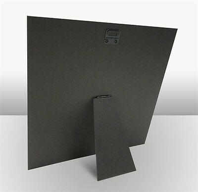 10-pack 12 x 12 Tile Photo Easel Back Metal Hanger 5 2 3 4 frames 8 6 Cardboard ](Cardboard Photo Frames)