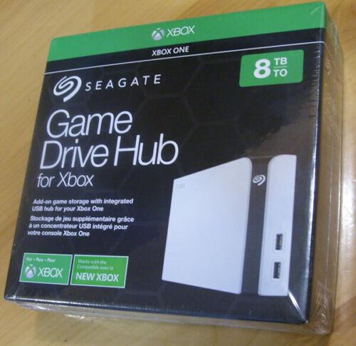 XBox Game Drive Hub 8TB