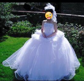 THELMA MADINE communion dress