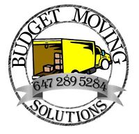 ★✯★BUDGET MOVING SOLUTIONS - MOVING COMPANY ★✯★