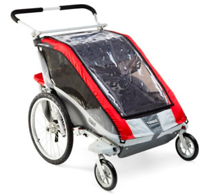 Thule / Chariot Cougar 2 Seater – Excellent Condition = $695
