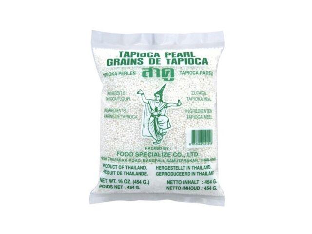 Tapioka Perlen tapiokamehl nur 2, 60€ Versand egal wie oft Maniok Bubble Tea 454g