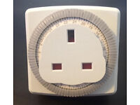 Timeguard plug - reduce energy bills