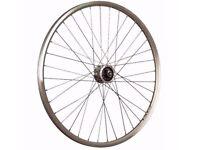 28inch bike front hub dynamo trekking wheel ZAC2000 Disc Sport-hub dynamo -brand new and mint,unused