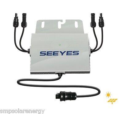 Microwechselrichter EVT500 600Wp Envertech Mikrowechselrichter PV Solar