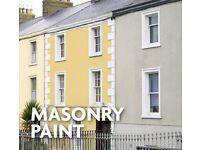 70% off factory trade emulsion and heavy duty masonry paint