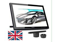 "Huion 19"" Digital Pen USB VGA Drawing Graphics Tablet Monitor"