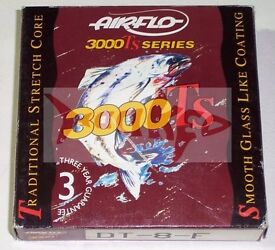 20 Assorted Airflo fly lines. ALL NEW & BOXED.