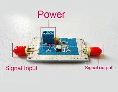 Sbb-5089 Rf Amplifier 50m - 6ghz Wideband Gain Amplification 21db