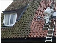 Roof UPVC External Walls Driveway Building Cleaning & Maintenance also other Services