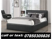 DOUBLE LEATHER BED BRAND NEW VERY GOOD QUALITY