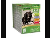 Natures Menu complete dog food 8pk