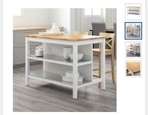Looking for kitchen island / ilot